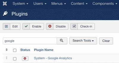google search console google plugin
